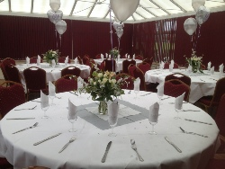 Anniversary in the White Room (Conservatory)